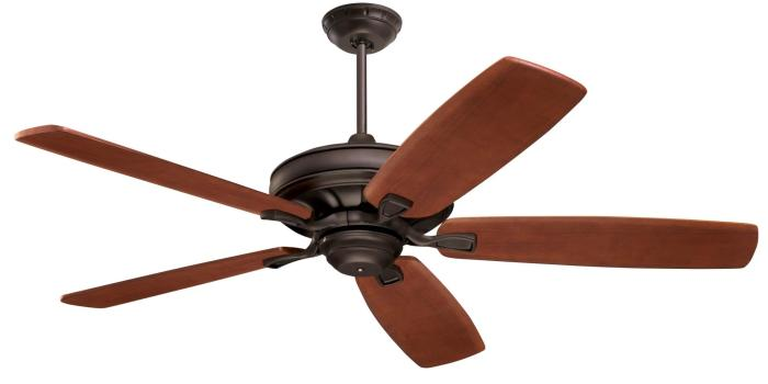 The best ceiling fans of 2018 reviewed the techyhome emerson carrera grande eco ceiling fan aloadofball Choice Image