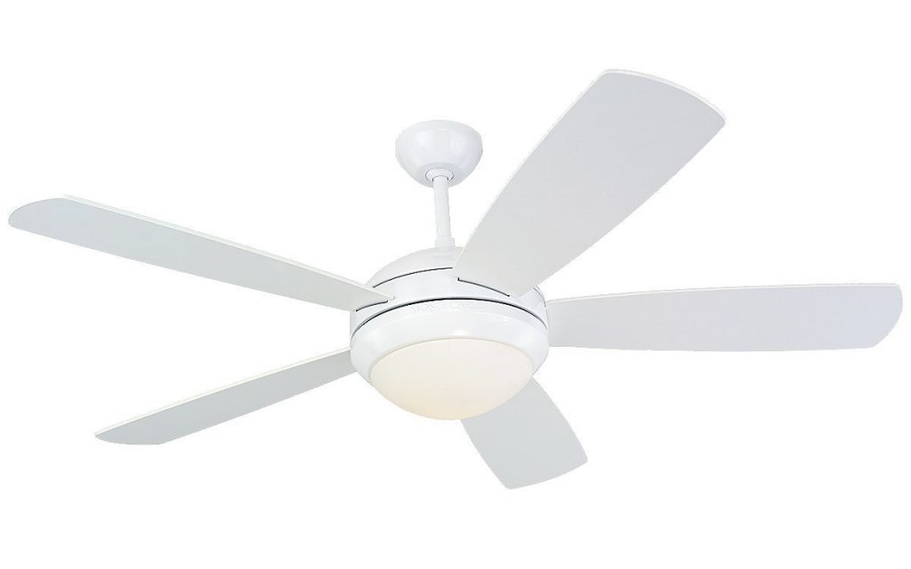 The best ceiling fans of 2018 reviewed the techyhome monte carlo 5di52whd l discus 52 ceiling fan aloadofball Choice Image
