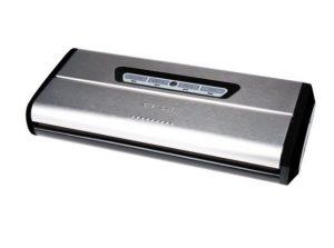 Crenova-VS100-Vacuum-Sealing-System-with-Starter-Kit-Metal-Case-Compact-Design-3MM-Sealer-Width-Seal-Indicator-Lights-Manual-Pulse-Function+10-Pcs-Vacuum-Sealer-Bags