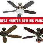 7 Best Hunter Ceiling Fans Reviewed