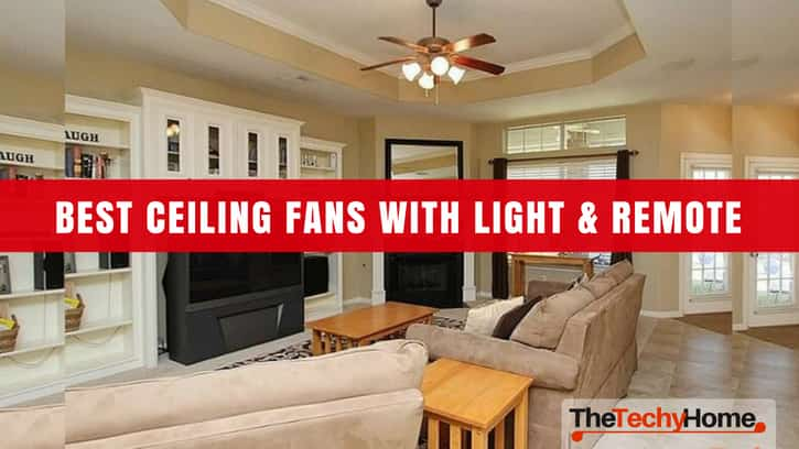 Attractive Best Rated Ceiling Fans With Light And Remote