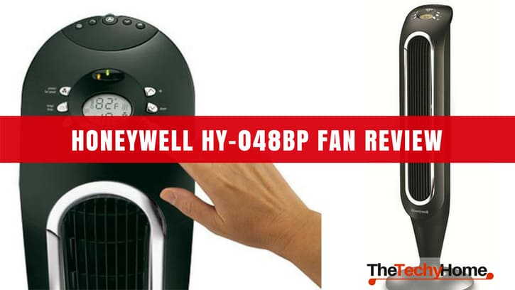 Honeywell HY-048bp Fresh Breeze Tower Fan Review