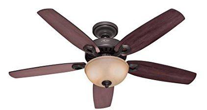 Hunter 53091 Builder Deluxe Ceiling Fan