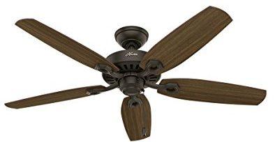 Hunter 53242 Builder Elite Ceiling Fan
