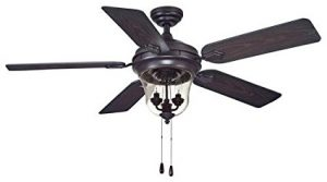 Turn of the century ceiling fans reviews the techyhome lanyard 52 oil rubbed bronze fan aloadofball Choice Image