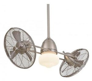 Minka Aire Gyro 42 Inch Twin Turbo Fan