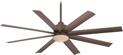 Minka Aire Slipstream Ceiling Fan With Light