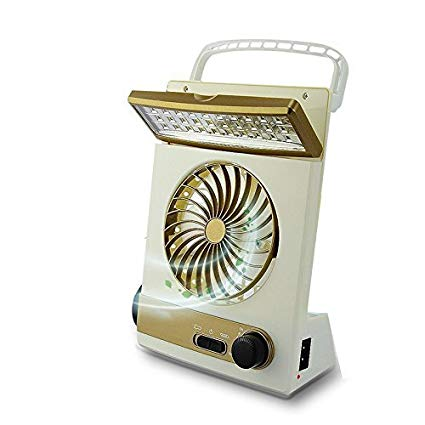 3 in 1 Cooling Fan Camping Lamp