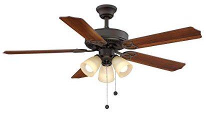 Hampton Bay Yg268-Orb Hb_Yg268-Orb Ceiling Fan