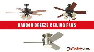 Harbor Breeze Ceiling Fans
