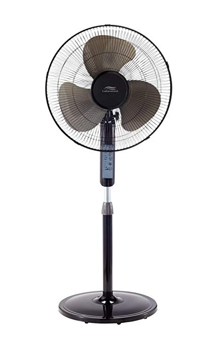 Lakewood-LSF1610BR-BM-16inch-Remote-Control-Stand-Fan