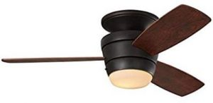 Mazon Oil-Rubbed bronze flush mount