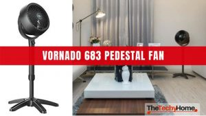 Vornado 683 Pedestal Fan