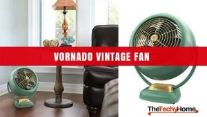 Vornado Vintage Fan Review