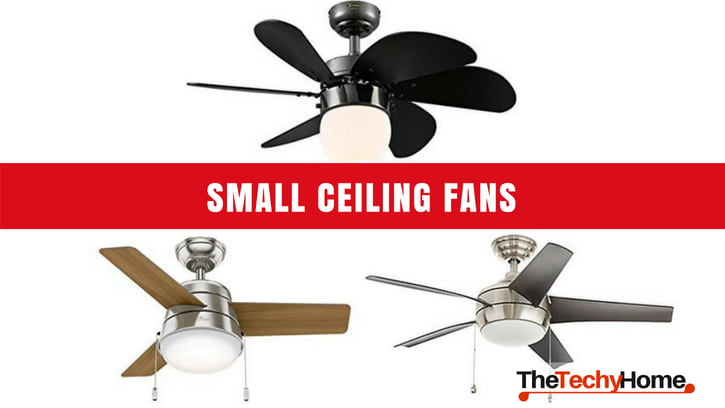 Small Ceiling Fans