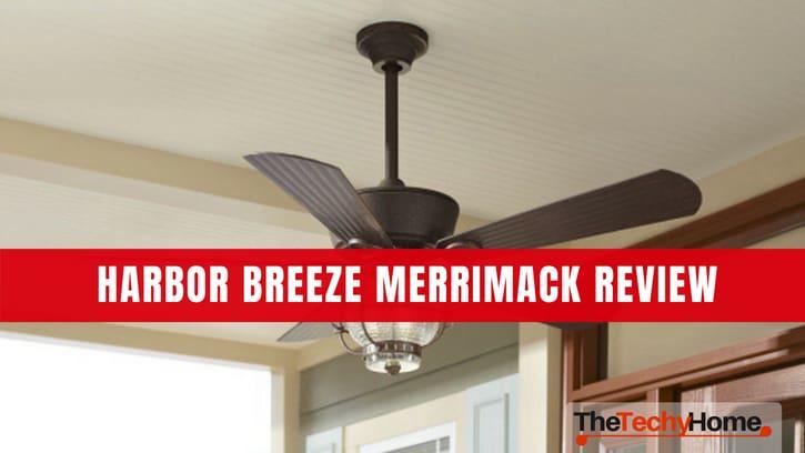 Harbor Breeze Merrimack Review Thetechyhome