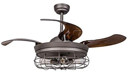 Parrot Uncle Industrial ceiling fan
