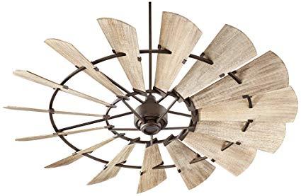 Quorum 97215-86 Windmill Ceiling Fan