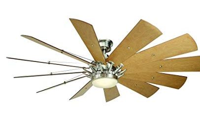 Trudeau Home Decorators windmill ceiling fan