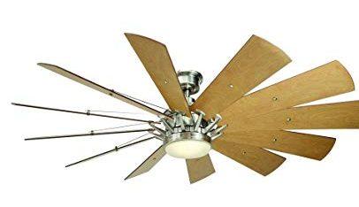 Trudeau Home Decorators Windmill Ceiling Fan Thetechyhome