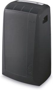 De'Longhi 3-in-1 Portable Air Conditioner, Dehumidifier & Fan + Remote Control & Wheels