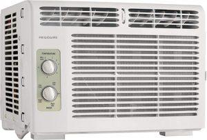Frigidaire 5,000 BTU 115V Window-Mounted Mini-Compact Air Conditioner